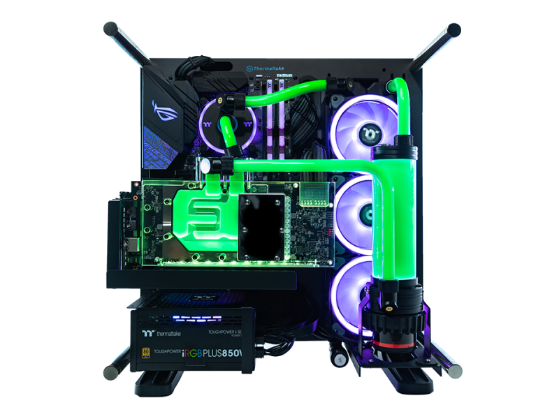 LCGS Raptor Water Cooled Gaming System - RTX 2070 SUPER
