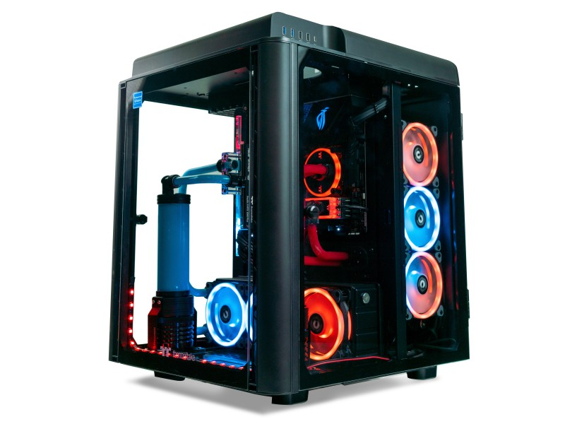 LCGS Alchemist Water Cooled Gaming System - RTX 2080 Ti OC