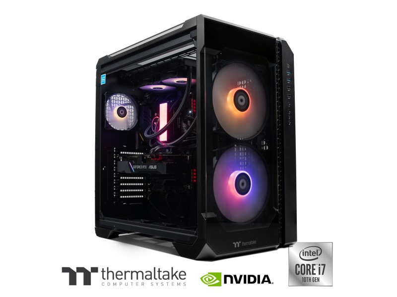 Rapture PRO Intel i7 10700KF, RTX 2070 Super, 16GB RAM
