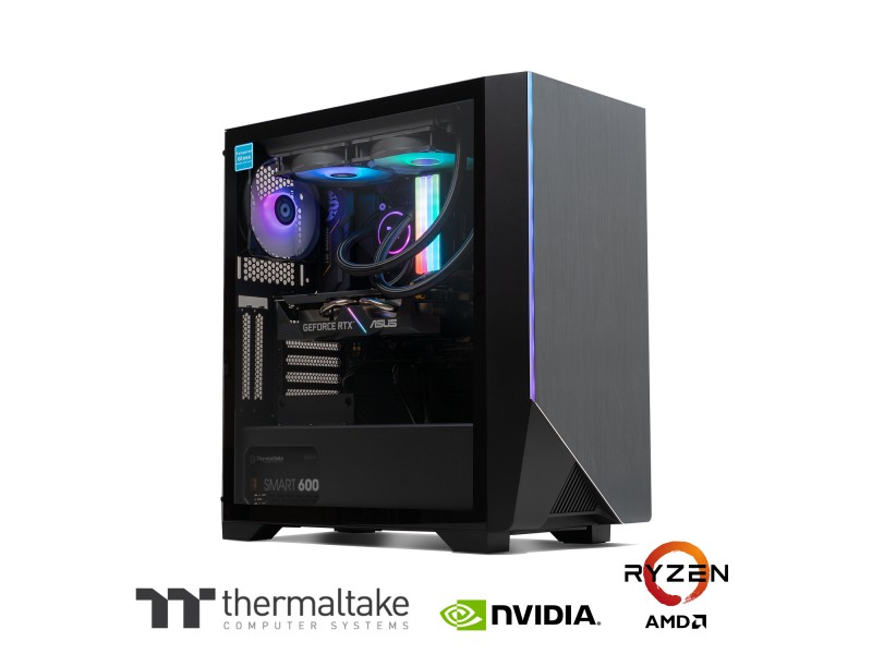 Rapture AMD Ryzen 5 3600 RTX 2060 Super, 16GB RAM