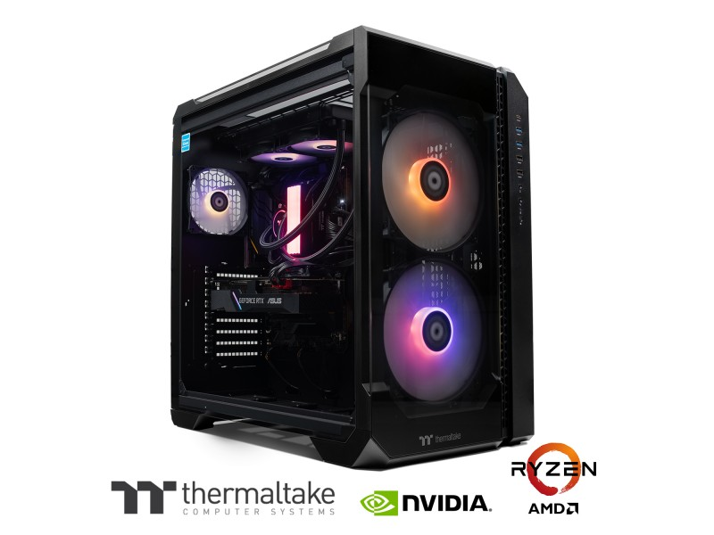 Rapture PRO AMD Ryzen 7 3700X, RTX 2070 Super, 16GB RAM