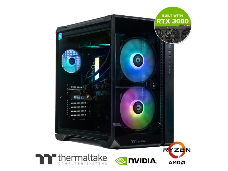Rapture Xtreme AMD Ryzen 7 3700X, RTX 3080, 32GB RAM