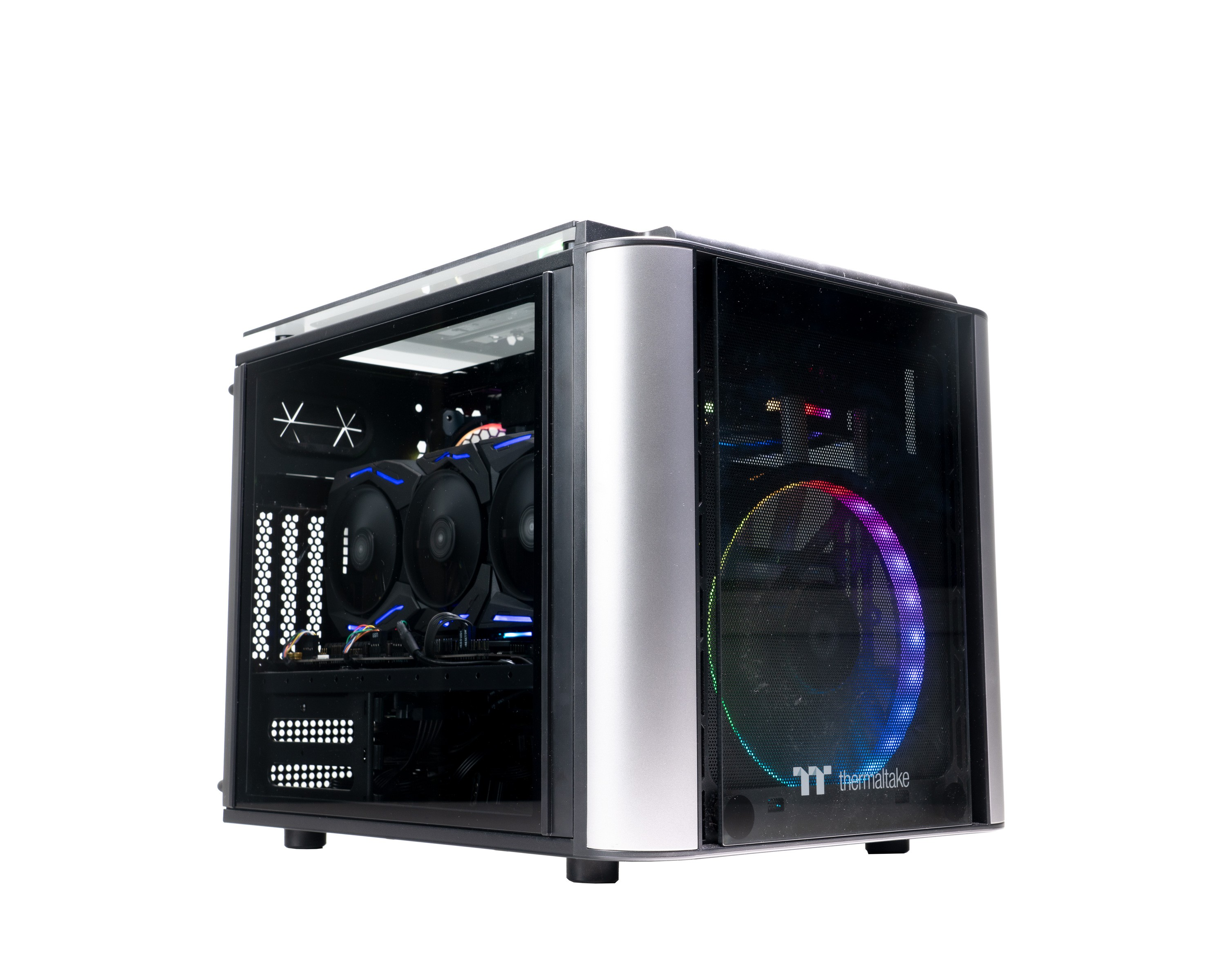 LCGS Crusader Water Cooled Gaming System - RTX 2070 SUPER