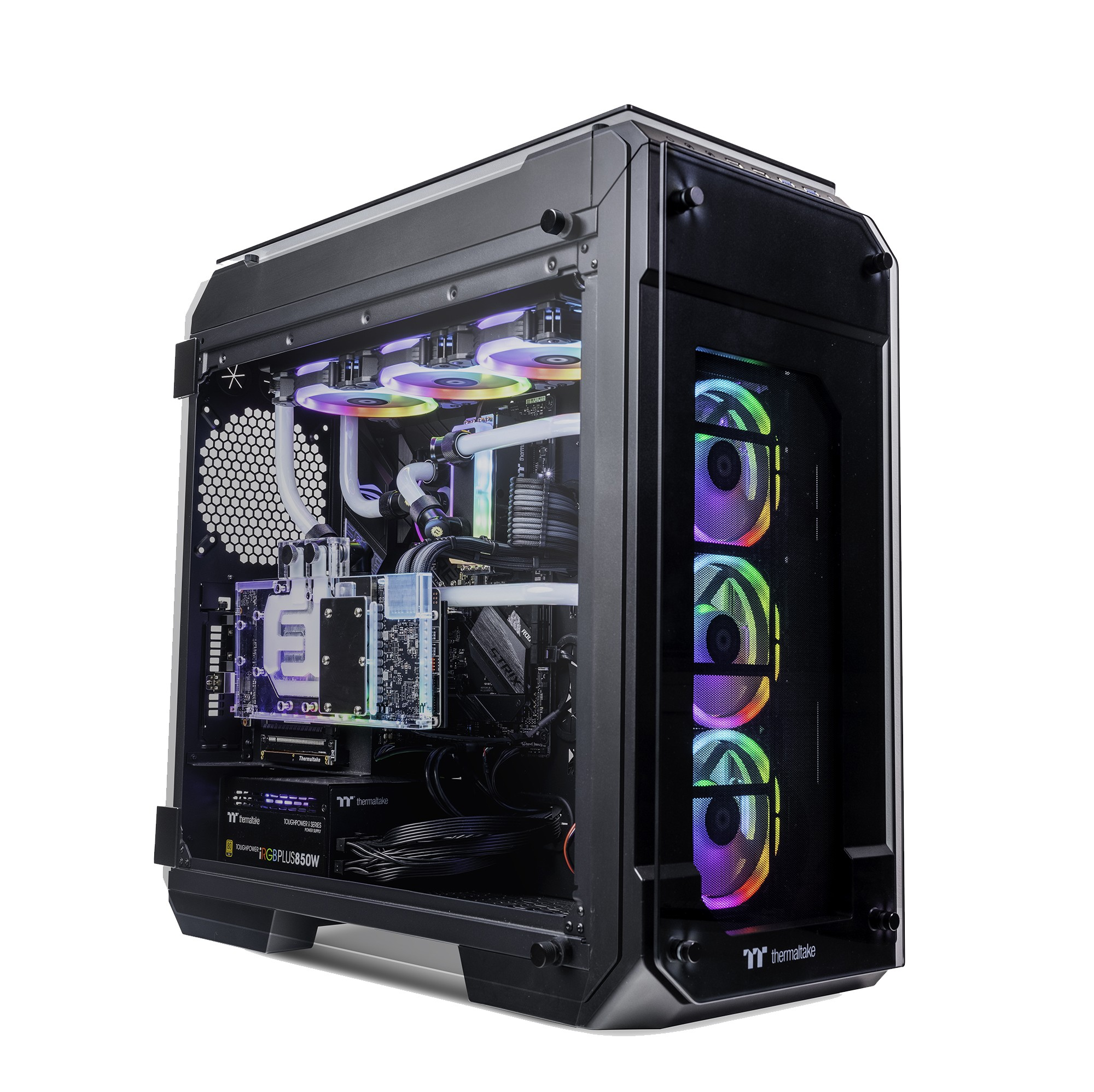 LCGS Archer Water Cooled Gaming System - RTX 2080 Ti OC